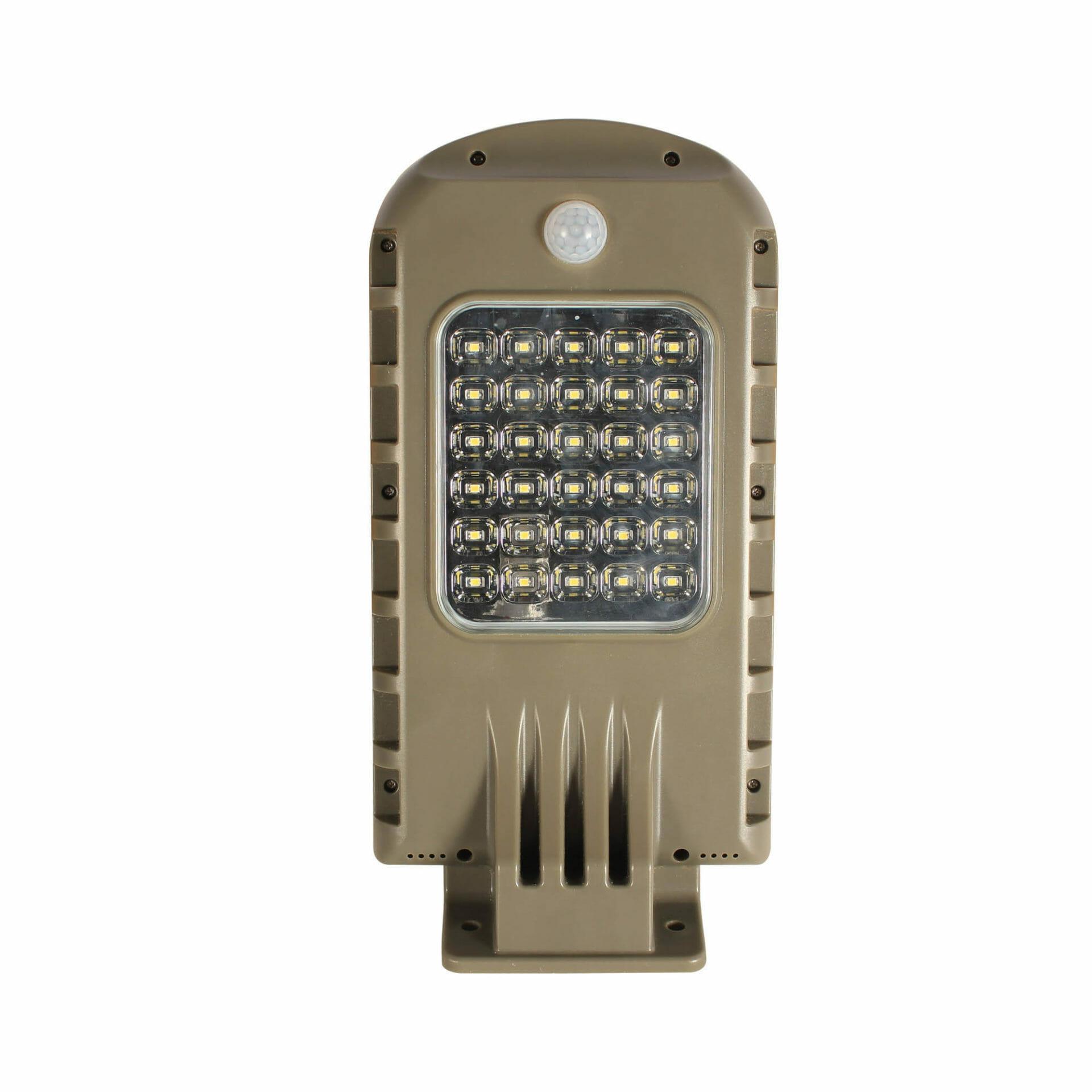 6-Watt Solar Security Light