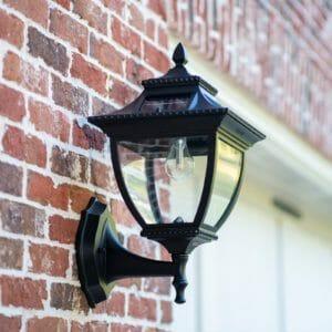 Pagoda Bulb Solar Lamp