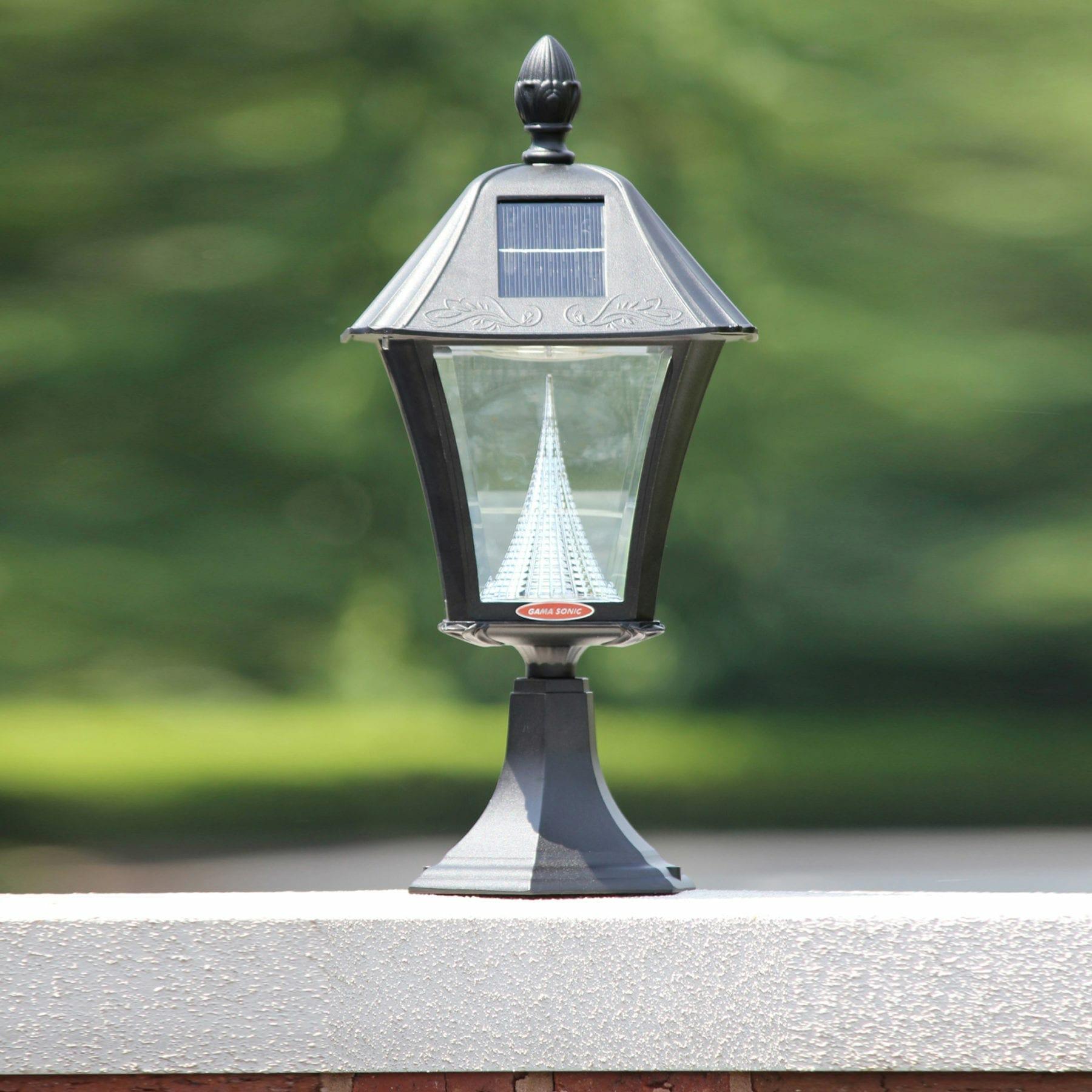 Baytown Solar Lamp