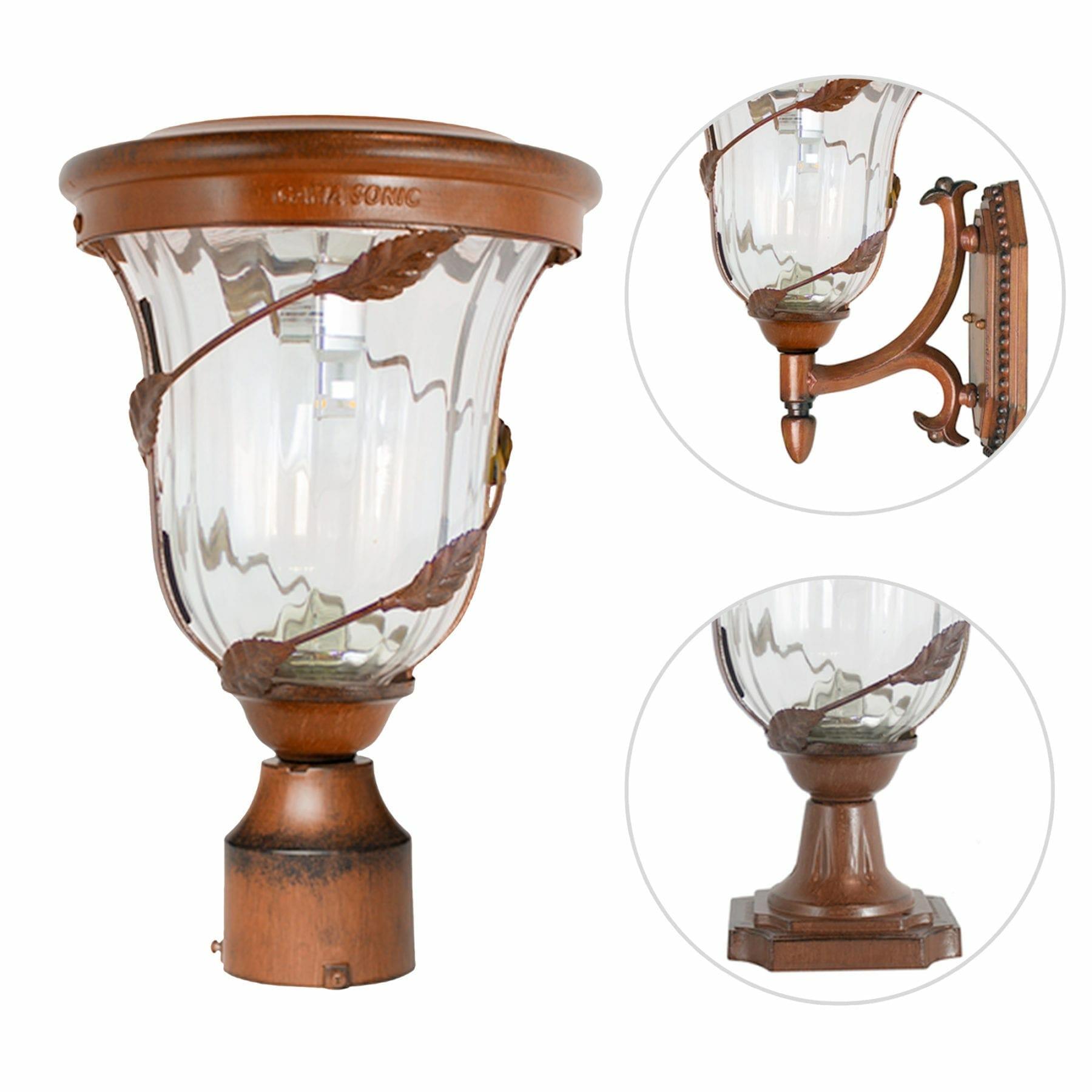 Flora Bulb Solar Light