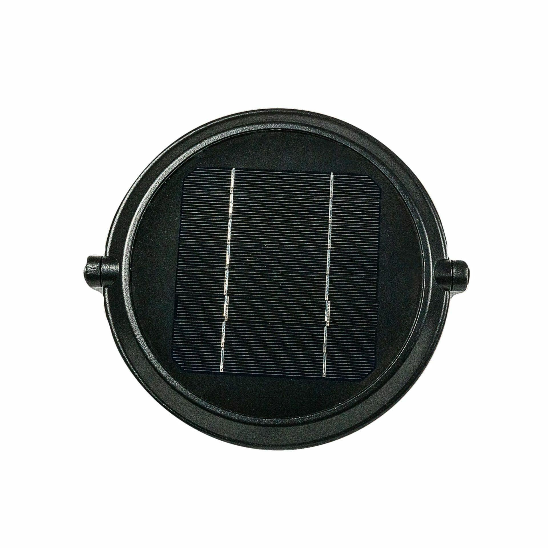 """Modern Solar Post Light – 3"""" Fitter 132i90012"""