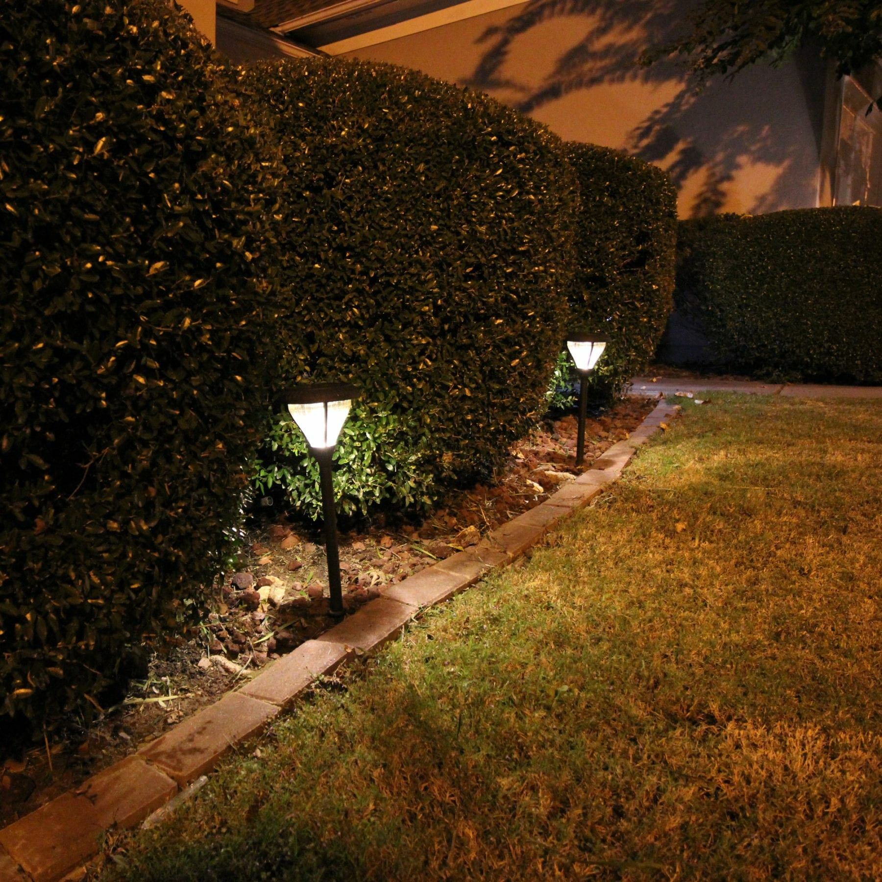 Gama Sonic Premier Garden Dual Light – Set of 2 – 239002