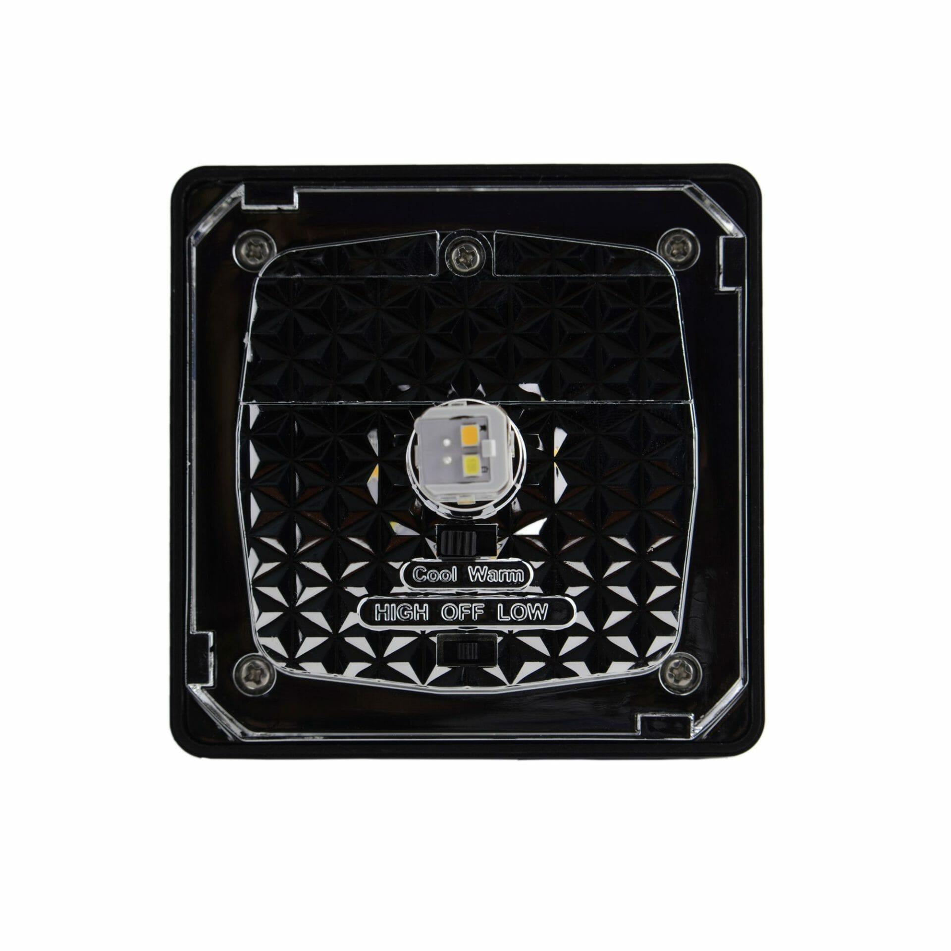 gothic-solar-post-cap-light-black-143011