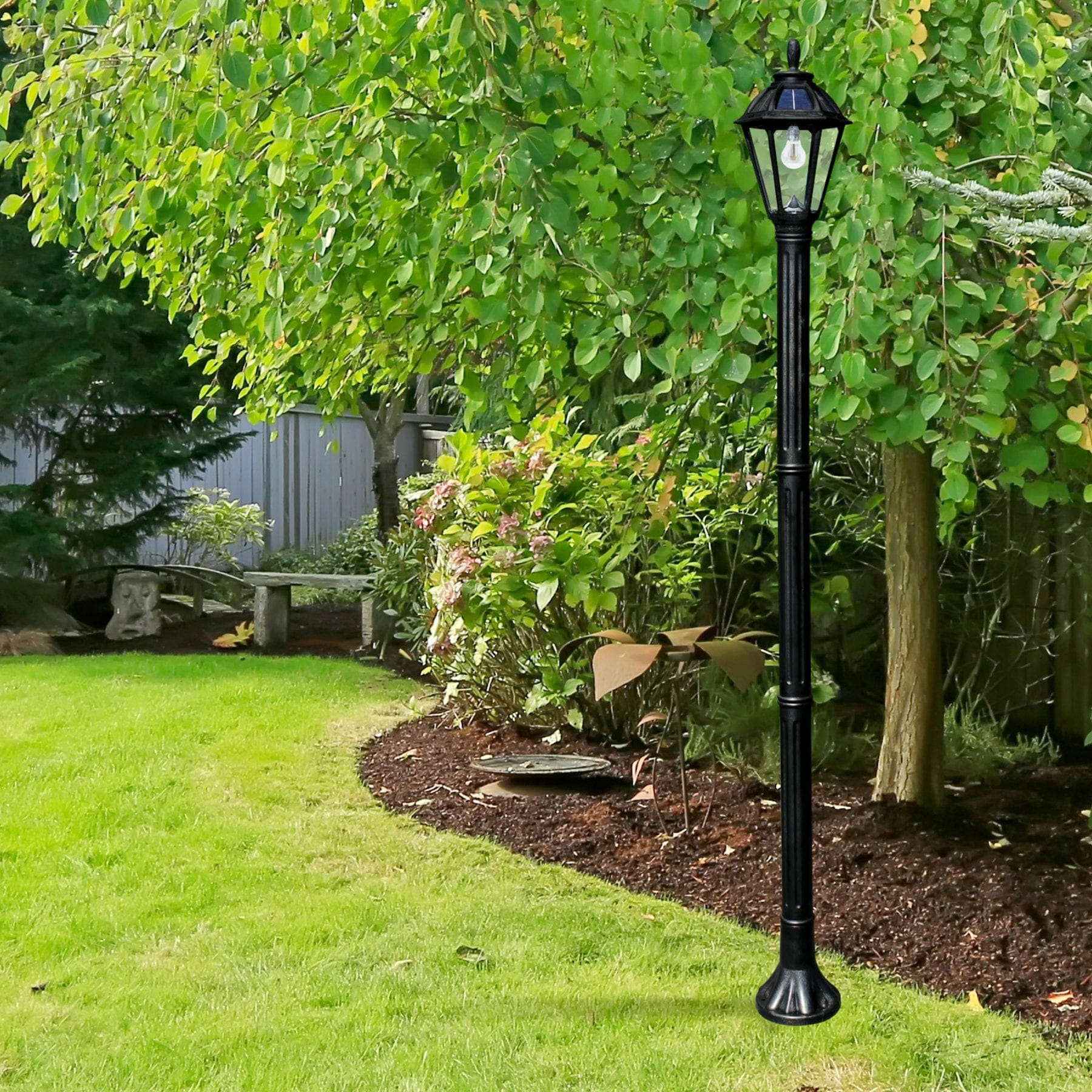 Polaris Solar Lamp Post 178001