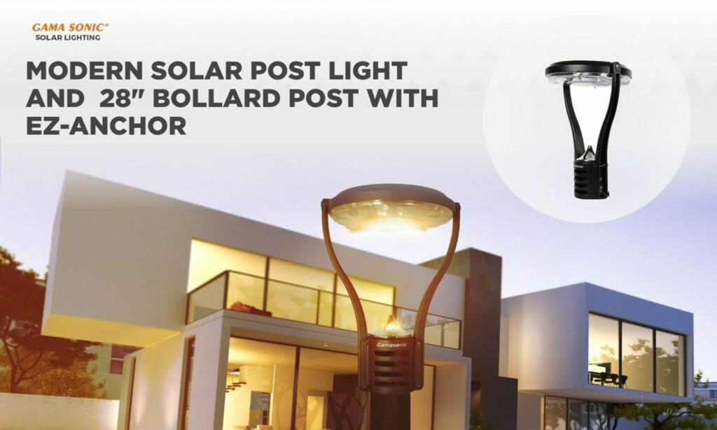 a-modern-match-the-modern-solar-post-light-and-28-inch-bollard-post