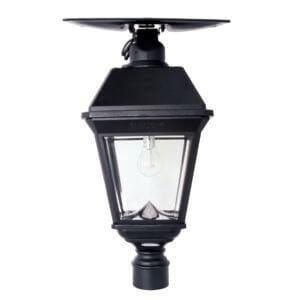 Imperial Bulb ATS Commercial Post Light with 3 Fitter Mount GS-97ATS 2