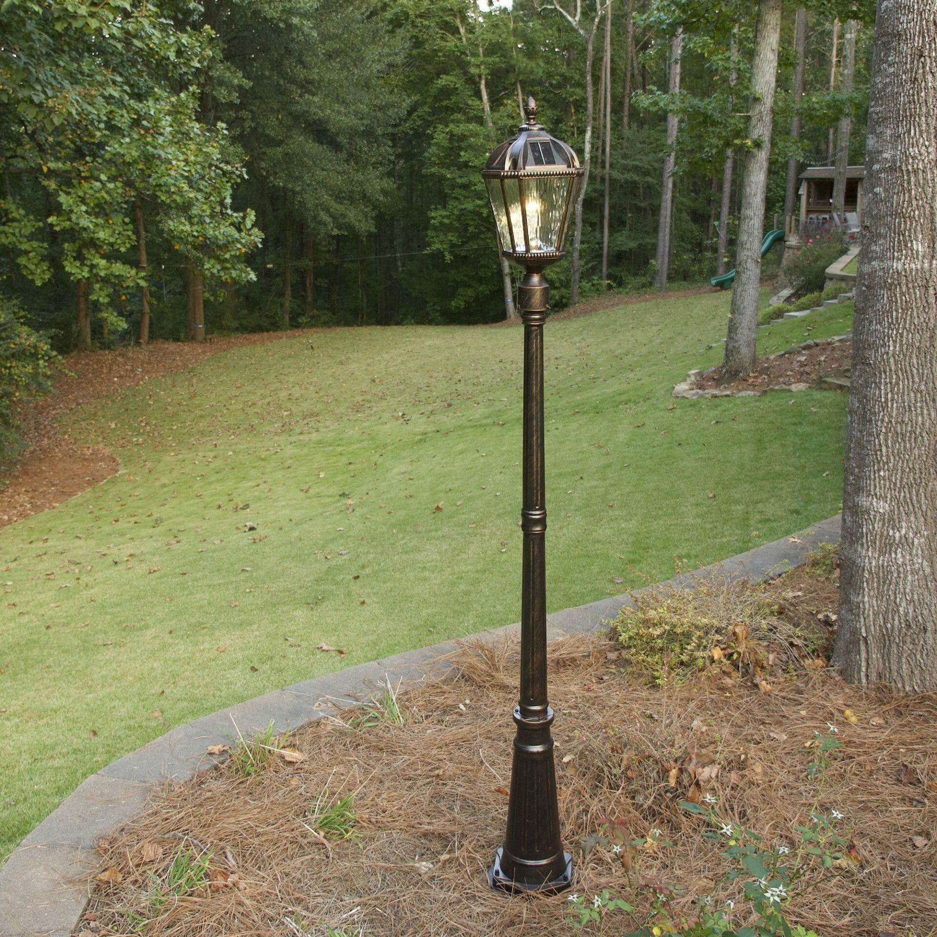 Royal Bulb Single Solar Lamp - 98B101