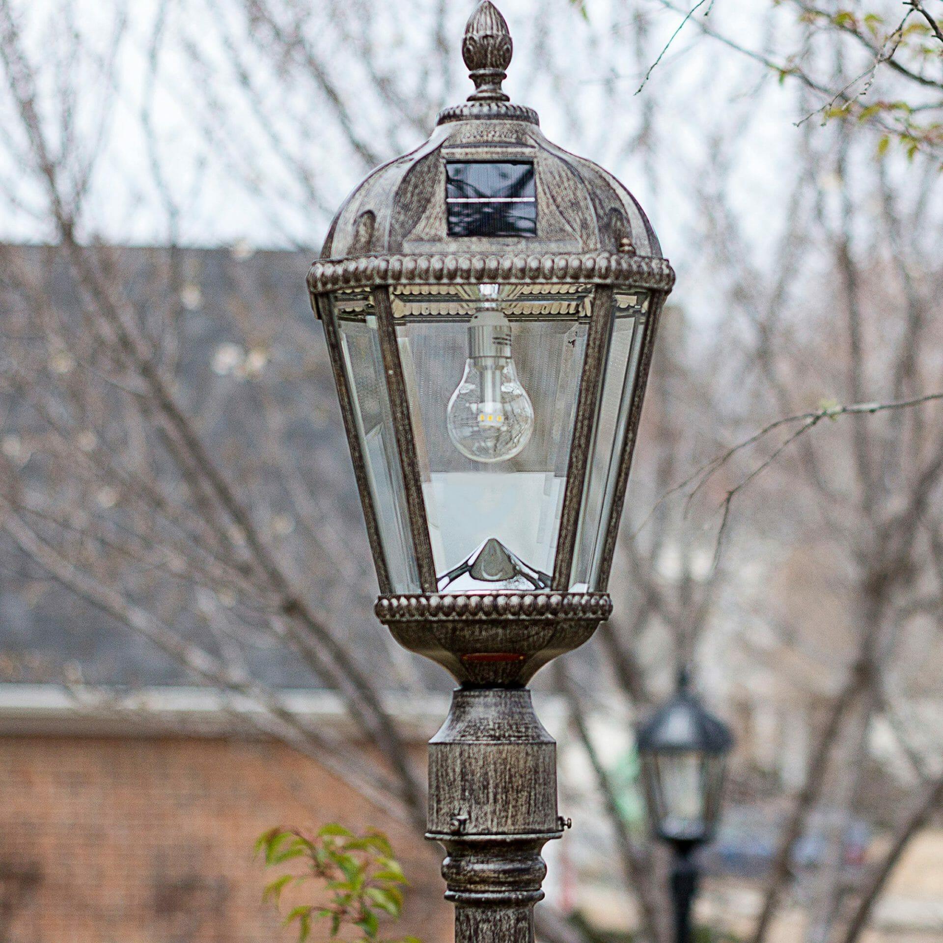 Royal Bulb Single Solar Lamp 98B301