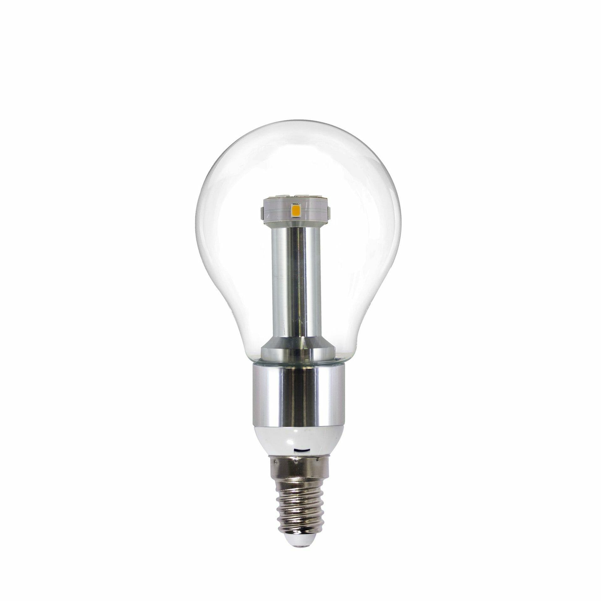 GS Solar LED Light Bulb A60 - 4+7 LED's