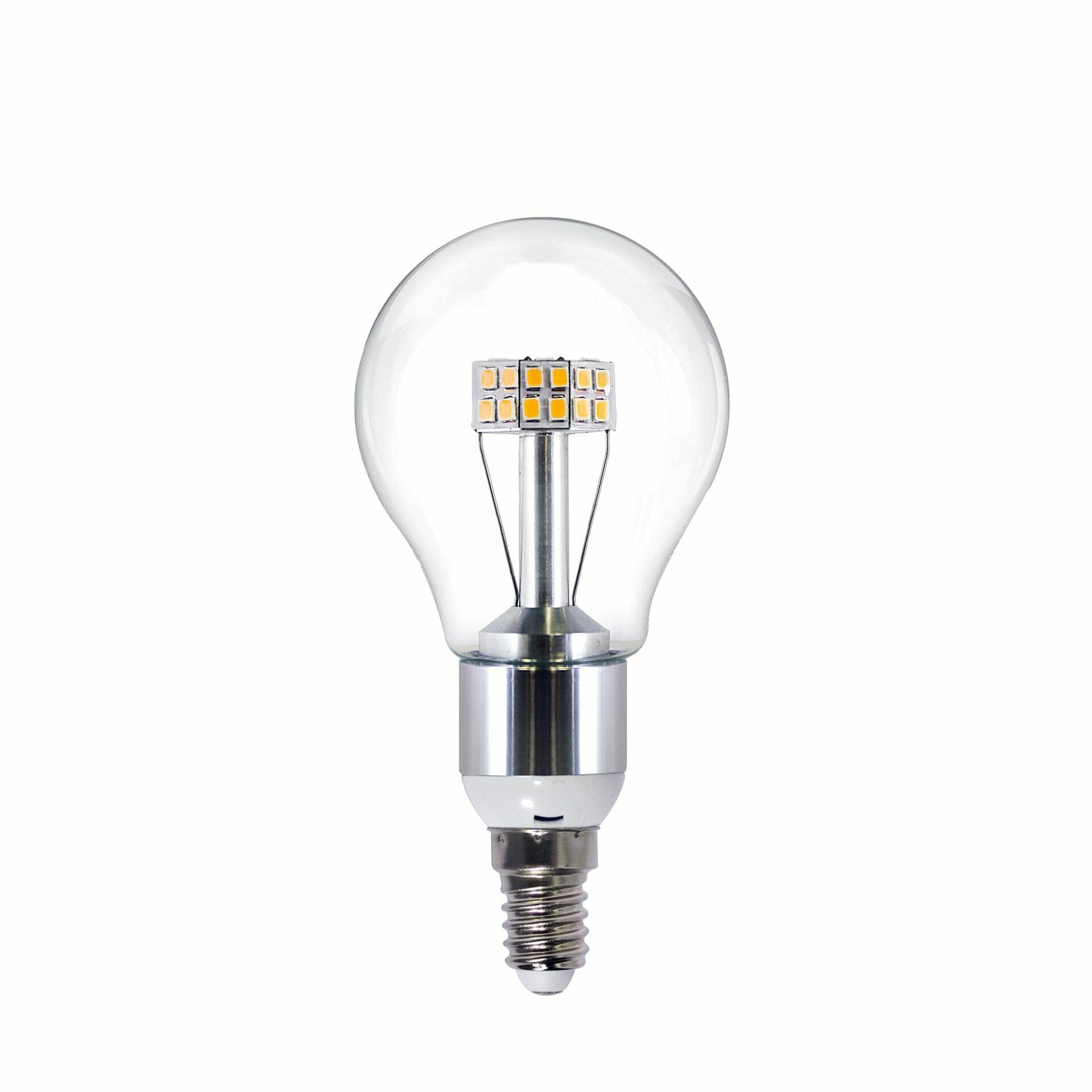 GS Solar LED Light Bulb A60 - 27 LED's