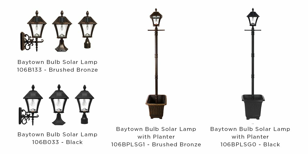 Baytown Bulb Series