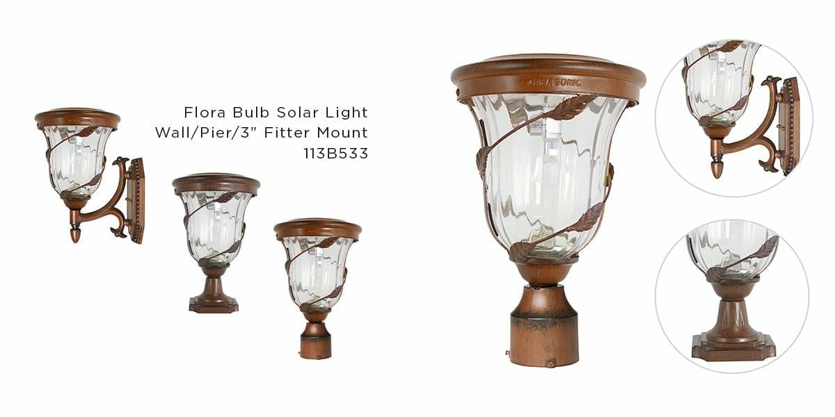 Flora Lamp Series
