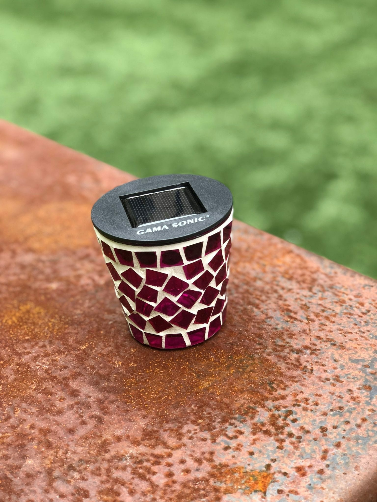 gama sonic solar tea light