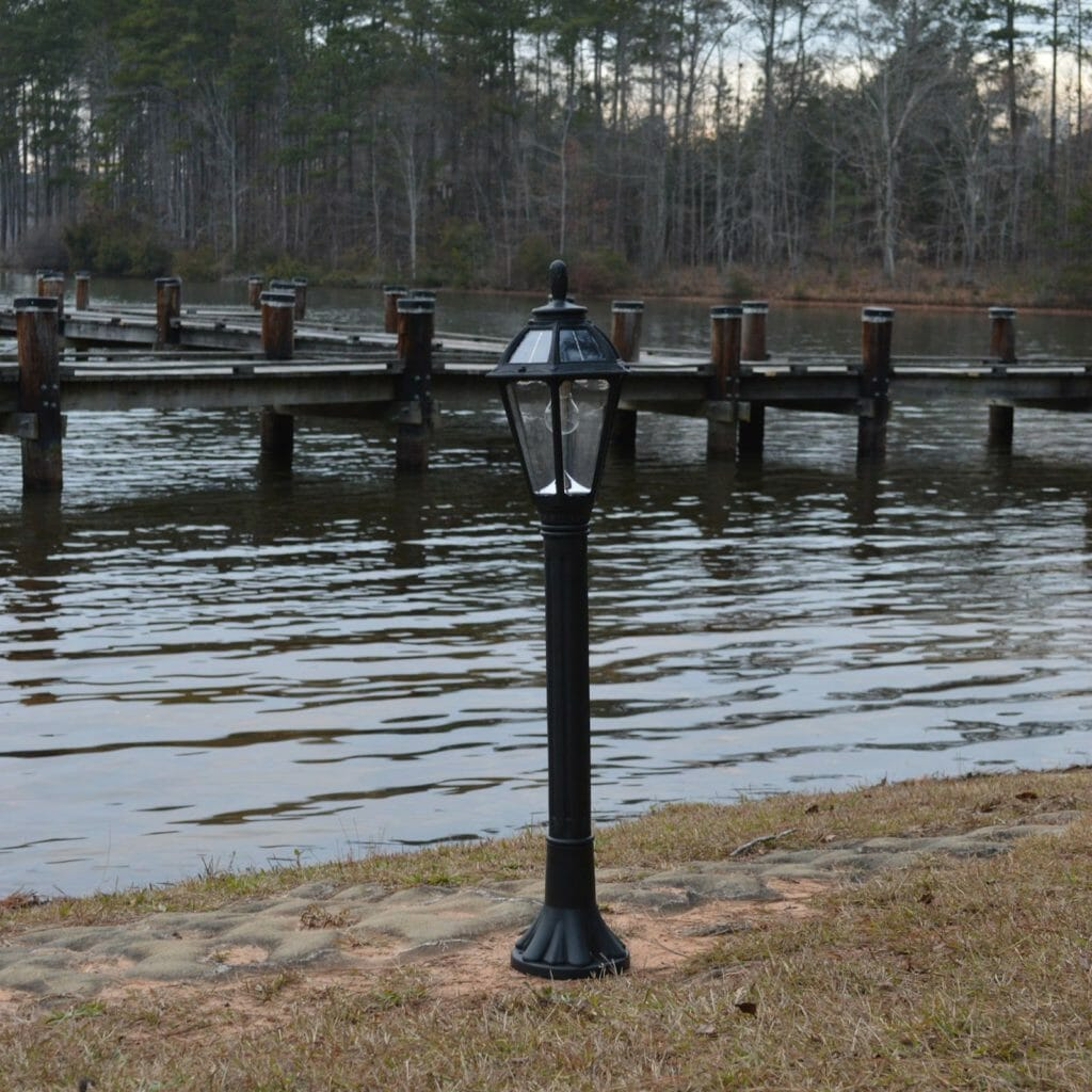 Polaris Bollard Solar Light 178000