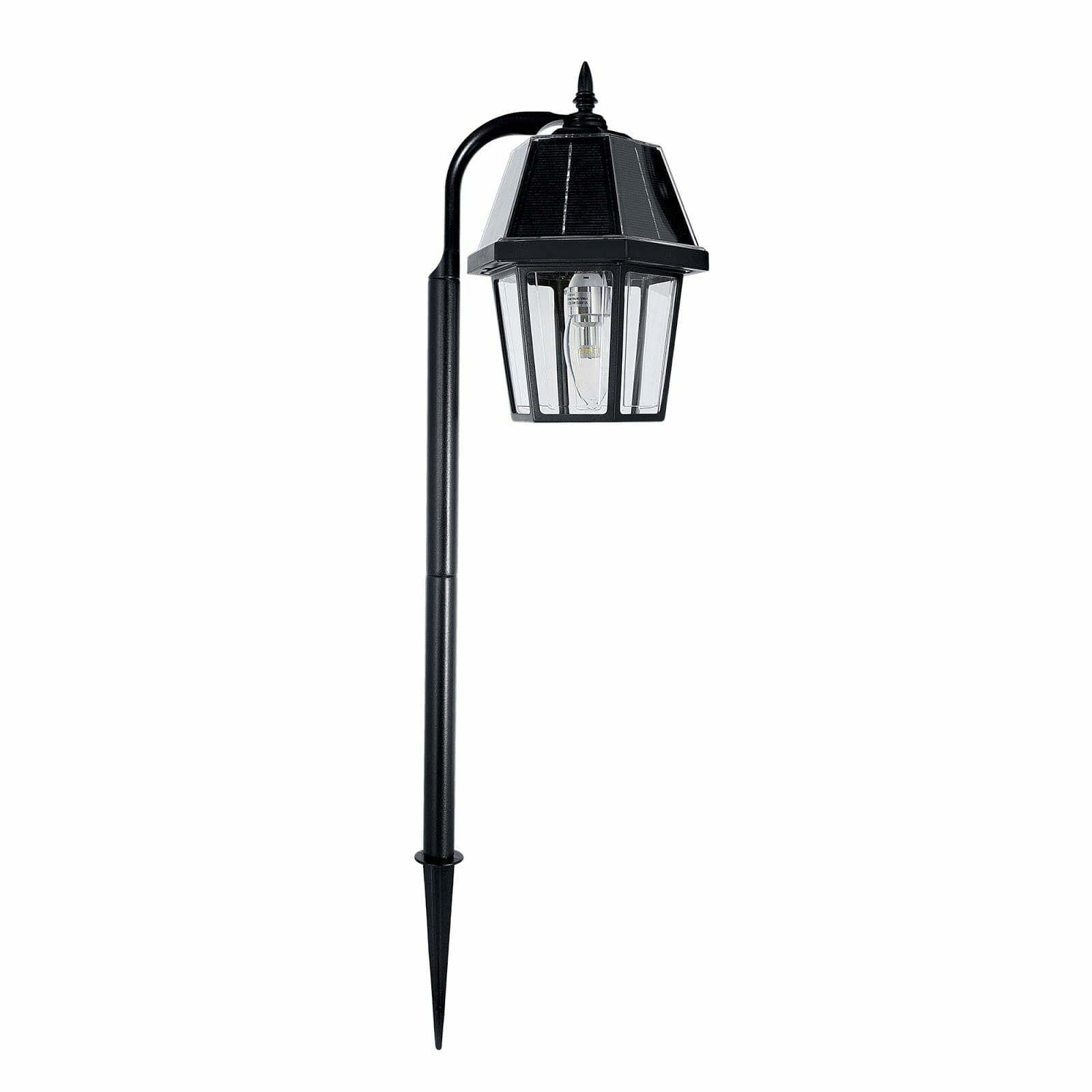 Solar Garden Light Shepherd Hook 148101