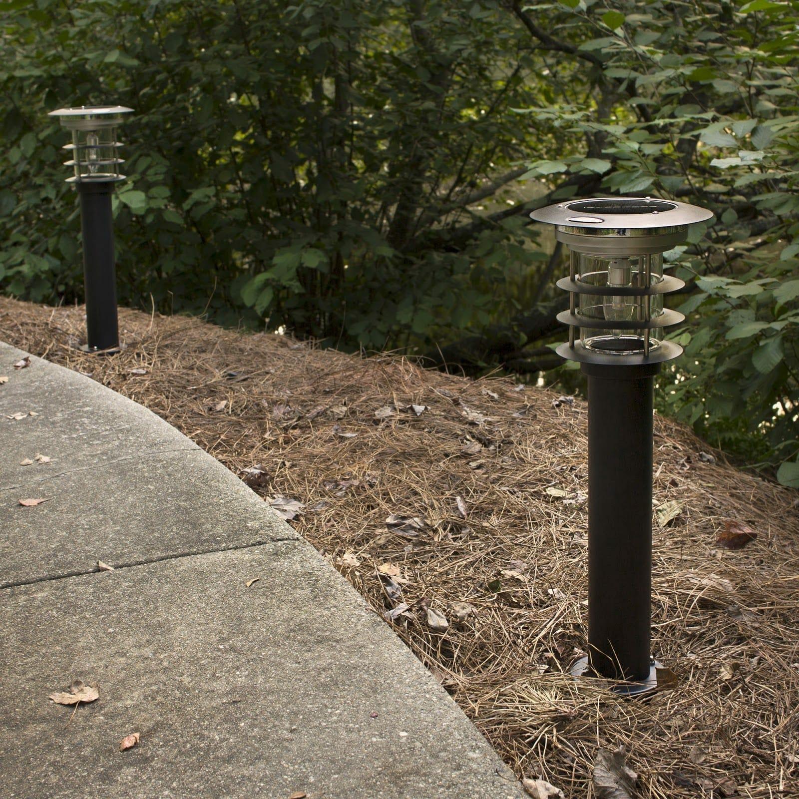 Solar Walkway Lights 214001
