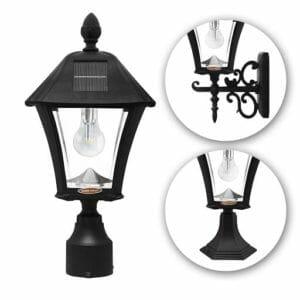 Baytown Bulb Solar Lamp